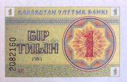 Kazakhstan 1 Tyin, P-1a (1993) - UNC - Kazakistan
