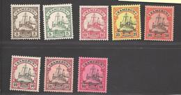 Deutsche Kolonien Kamerun Lot Aus Michel Nummer 9/15 Postfrisch - Colonie: Cameroun