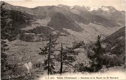 Vallee D'Entremont - Orsieres Et La Route Du St. Bernard (9094) - VS Valais