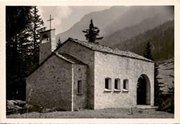 Chapelle De La Neuvaz, Val Ferret (373) * 1974 - VS Valais