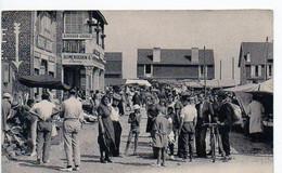 185 - MERLIMONT-PLAGE - Le Marché - Altri Comuni