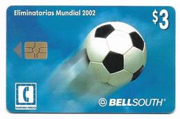 Ecuador, BellSouth Used Chip Phonecard, No Value, Collectors Item, # Ecuador-8 - Ecuador