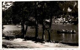 Lac Champex (6117) * 30. 9. 1950 - VS Valais