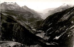 Champex, La Breya, Vue Vers Le Lac Lemon (6333) * 1958 - VS Valais