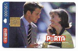 Ecuador, Porta Used Chip Phonecard, No Value, Collectors Item, # Ecuador-16 - Ecuador