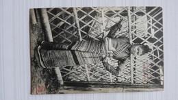 LAOS, FEMME D'UN CHEF KHAS, REGION DES HAO PANH - Laos