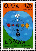 DIA MUNDIAL DEL CORREO - AÑO 2001 - Nº EDIFIL 3820 - 2001-10 Neufs