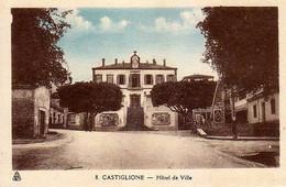 ALGERIE - CASTIGLIONE - Hôtel De Ville - - Otras Ciudades