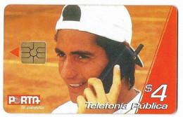Ecuador, Porta Used Chip Phonecard, No Value, Collectors Item, # Ecuador-25 - Ecuador