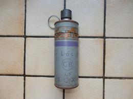 Grenade LAC 64 DE 1968 - Uitrusting
