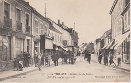 88 - LE THILLOT - GRANDE RUE DU CENTRE - Le Thillot