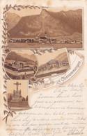 779/ Gruss Aus Oberammergau, 1900 - Oberammergau