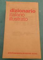 Dizionario ITALIANO  Illustrato - Ist. Geografico De Agostino - Ancora Inscatolato Mai Aperto - Andere Sammlungen
