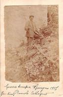 "1459""GUERRA EUROPEA 1917  (TRENTINO) ""FOTO ORIGINALE - Guerre, Militaire"