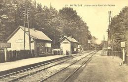 Boitsfort Station De La Foret De Soignes Gare (31) - Watermael-Boitsfort - Watermaal-Bosvoorde