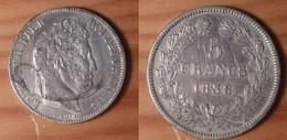 Louis-Philippe - 5 Francs 1838A - J. 5 Francs