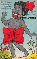 Fromentine        85         Carte A Système Avec Dépliant Mini-vues.  Présenté Par Un Noir        (voir Scan) - Francia
