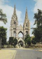 Soissons Abbaye De Saint Jean Des Vignes (2 Scans) - Chiese E Cattedrali