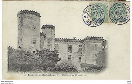 FRANCE - Cromières - Environs De  Rochechouart - Château De  Cromières - 1905 - Rochechouart