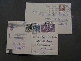 DK 2 Belege - Interi Postali