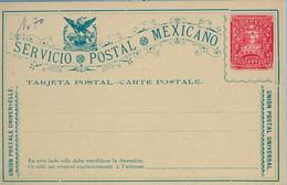 MÉXICO - ENTERO POSTAL NO  CIRCULADO , DOS CENTAVOS - Messico