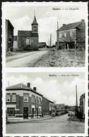 Haillot - Multi-vues - La Chapelle / Rue De L'Eglise - Circulée - Edit. Maison Lambotte Frères - 2 Scans - Ohey