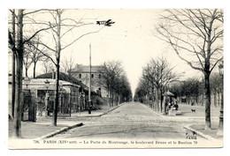 Paris La Porte De Montrouge - Arrondissement: 14