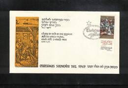 Israel 1969 Betlehem Christmas - Israel