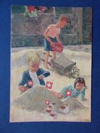 POUR LA CROIX ROUGE SUISSE 1937 - Croce Rossa