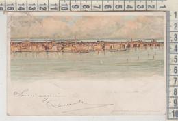 VENEZIA  PANORAMA  1903 - Venezia (Venice)