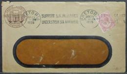 South Africa - Advertising Cover 1925 Brewery Pretoria - Bières
