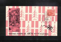 Israel 1971 Betlehem Christmas - Israel