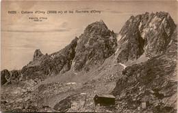 Cabane D'Orny Et Les Rochers D'Orny (6828) - VS Valais