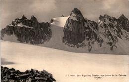 Les Aiguilles Dorees Vue Prise De La Cabane D'Orny (9093) - VS Valais