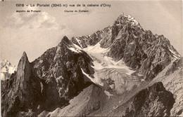 Le Portalet Vue De La Cabane D'Orny (6818) - VS Valais