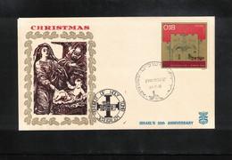 Israel 1972 Jerusalem Christmas - Israel