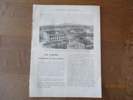 LES MISSIONS CATHOLIQUES DU 6 JUILLET 1900 EN CHINE LES BOXEURS AU TCHE-LI  SUD-EST,KOUAG-TONK LE SEMINAIRE DE CANTON,TO - Books, Magazines, Comics