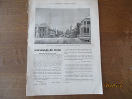 LES MISSIONS CATHOLIQUES DU 13 JUILLET 1900 NOUVELLES DE CHINE AU TCHE-LI SEPTENTRIONAL,FUMEURS D'OPIUM,SOLDAT EN COSTUM - Books, Magazines, Comics