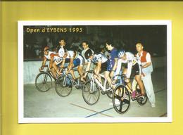 Carte Postale Neuve De L'Open D' EYBENS 1995 En Isère 38 Championnats Cycliste Ou Cyclisme Sur Piste - Altri