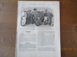 LES MISSIONS CATHOLIQUES DU 3 AOUT 1900 CHINE TCHE-KIANG,TCHE-LY,A KIMBERLEY PENDANT LA GUERRE DES BOERS ET DES ANGLAIS, - Books, Magazines, Comics