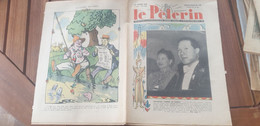PELERIN 39 /DANTZIG /ANNAM BAO DAI /PETITES SOEURS DES PAUVRES SOUPE /14 JUILLET PARIS LEGION ETRANGERE - Books, Magazines, Comics