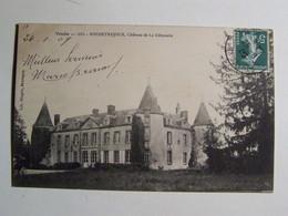 D85D ROCHETREJOUX Chateau De La Debuterie - Francia