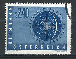 YY-/-658-  N° 859, OBL.,  COTE 5.00 €, TB,  Je Liquide - 1945-.... 2ème République