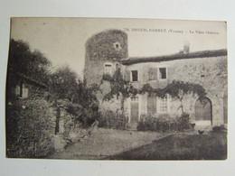 D85D  BREUIL BARRET Le Vieux Chateau - Francia