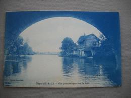 3007  Carte Postale CLOYES  Vue Pittoresque  Sur Le Loir           28 Eure Et Loir - Cloyes-sur-le-Loir