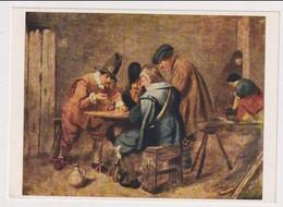 ART / PAINTING - AK 384549 Adrian Brouwer - Würfelnde Soldaten - Paintings
