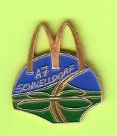 Pin's Mac Do McDonald's Schnelldorf - 1D04 - McDonald's