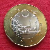 Taiwan 20 Yuan 2001 Boat China Chine Formosa UNCºº - Taiwan