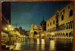Venezia - Piazzetta S. Marco - Notturno - Venezia (Venice)