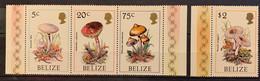 BELIZE - MNH**  -  1986 -  # 829/832 - Belize (1973-...)
